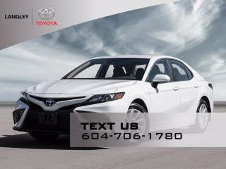 New 2021 Toyota Camry SE for sale in Langley, BC