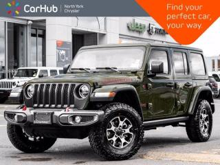 New 2021 Jeep Wrangler Unlimited Rubicon|Leather|Navi|Cold Weather|Proximity Key for sale in Thornhill, ON