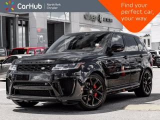 Used 2021 Land Rover Range Rover Sport SVR for sale in Thornhill, ON