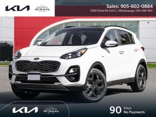 New 2022 Kia Sportage EX PREMIUM S for sale in Mississauga, ON