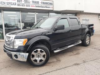 Used 2009 Ford F-150 **FORD F150 LARIAT** **LEATHER SEATS** **NAVIGATIO for sale in Oakville, ON