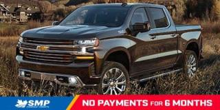 Used 2020 Chevrolet Silverado 1500 LTZ - 4X4, Sunroof, Heated / Cooled Leather, for sale in Saskatoon, SK