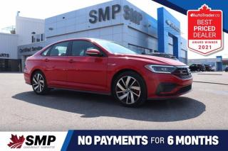 Used 2019 Volkswagen Jetta GLI - Navigation, Sunroof, Heated / Cooled Leather for sale in Saskatoon, SK