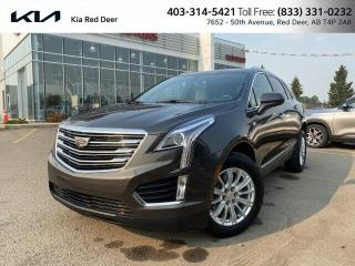 Used 2019 Cadillac XT5 AWD for sale in Red Deer, AB