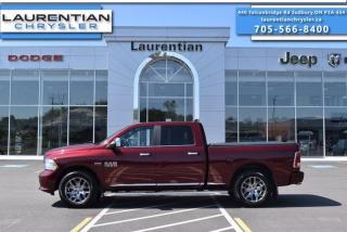 Used 2018 RAM 1500 Limited !! HEATED SEATS AND STEERING WHEEL !! 5.7l V8 !! for sale in Sudbury, ON