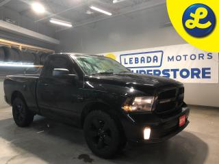Used 2016 RAM 1500 Regular Cab 4X4 * 5.7L Hemi V8 * Tow Mode * 20 Alloy Rims * BF Goodrich All Terrain Tires * Rear Sliding Window * Automatic/Manual Mode * Cruise Cont for sale in Cambridge, ON