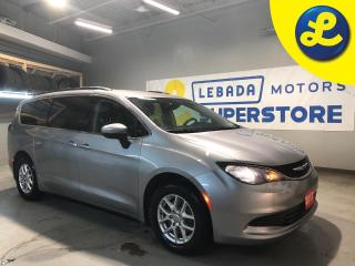 Used 2017 Chrysler Pacifica LX * 3.6L V6 * DVD Player * Stow N Go * Hands Free Calling * Voice Recognition * Back Up Camera * Push Button Start * Cruise Control * for sale in Cambridge, ON