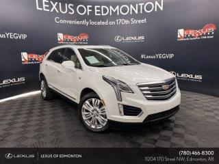 Used 2018 Cadillac XT5 LUXURY PACKAGE for sale in Edmonton, AB