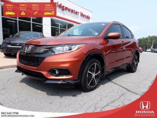 Used 2019 Honda HR-V Sport for sale in Bridgewater, NS