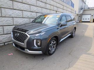 Used 2021 Hyundai PALISADE Ultimate Calligraphy, Fully Loaded for sale in Fredericton, NB