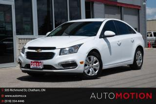 Used 2015 Chevrolet Cruze 1LT for sale in Chatham, ON