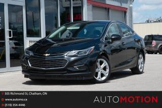 Used 2017 Chevrolet Cruze Premier Auto for sale in Chatham, ON