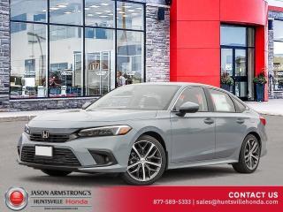 New 2022 Honda Civic Touring for sale in Huntsville, ON
