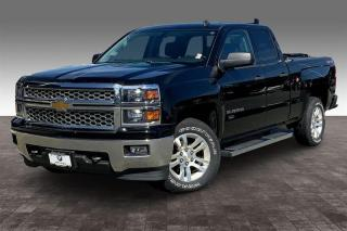 Used 2014 Chevrolet Silverado 1500 1500 LT Double Cab Std Box 4WD for sale in Langley, BC