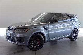 Used 2018 Land Rover Range Rover Sport V8 Supercharged Dynamic for sale in Langley City, BC