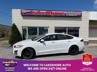 Used 2019 Ford Fusion SE HEATED SEATS for sale in Tilbury, ON