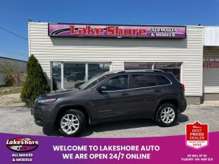Used 2017 Jeep Cherokee North BACK UP CAM for sale in Tilbury, ON