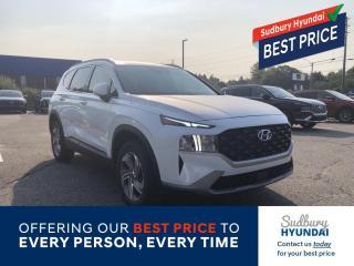 New 2022 Hyundai Santa Fe Essential AWD for sale in Sudbury, ON