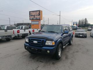 Used 2010 Ford Ranger 4X4*WHEELS*TOPPER*ONLY 90KMS*SIDE STEPS*CERT for sale in London, ON