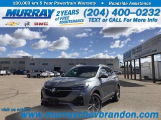 New 2022 Buick Encore GX Essence for sale in Brandon, MB