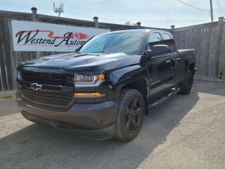 Used 2016 Chevrolet Silverado 1500 Custom for sale in Stittsville, ON