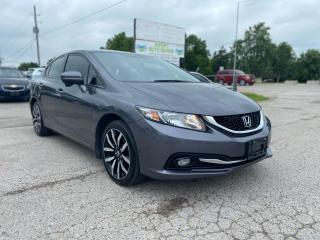 Used 2015 Honda Civic Touring for sale in Komoka, ON