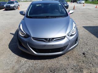 Used 2016 Hyundai Elantra GL for sale in Oshawa, ON