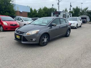 Used 2012 Ford Focus SEL for sale in Kitchener, ON