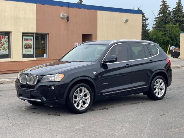 2014 BMW X3 xDrive28i NAVIGATION/CAMERA/PANO ROOF Photo2