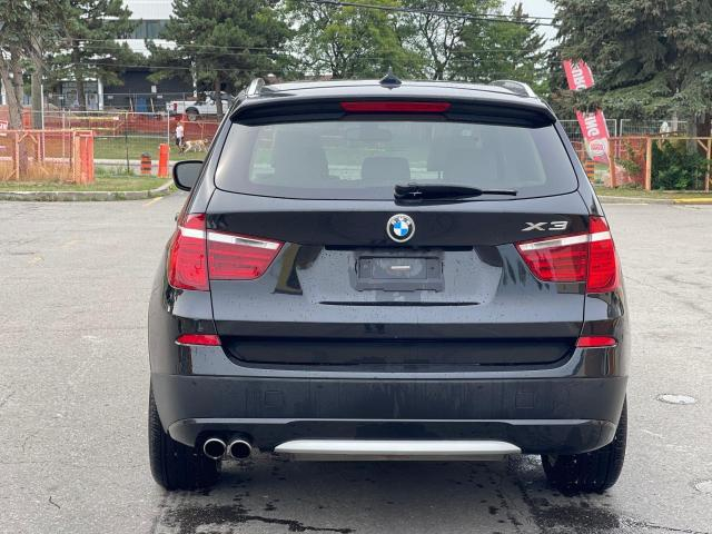 2014 BMW X3 xDrive28i NAVIGATION/CAMERA/PANO ROOF Photo5