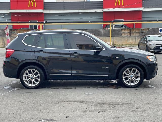 2014 BMW X3 xDrive28i NAVIGATION/CAMERA/PANO ROOF Photo7
