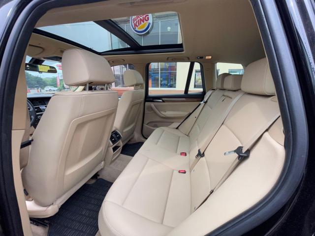 2014 BMW X3 xDrive28i NAVIGATION/CAMERA/PANO ROOF Photo12