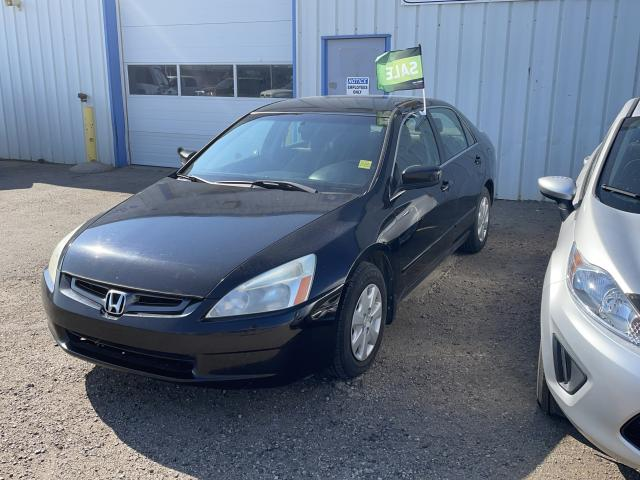 2003 Honda Accord LX-G