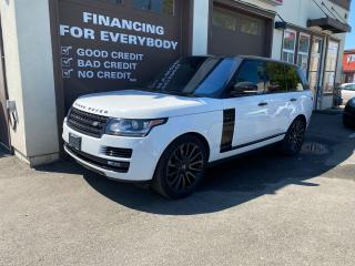 Used 2017 Land Rover Range Rover Td6 HSE for sale in Abbotsford, BC