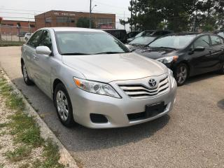 Used 2010 Toyota Camry YES ONLY 76KM,ONE OWNER,4 CYLINDER,SAFETY $490 for sale in Toronto, ON