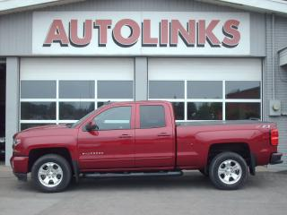 Used 2019 Chevrolet Silverado 1500 LT  DOUBLE CAB   LOW LOW KMS    4X4 for sale in St Catharines, ON
