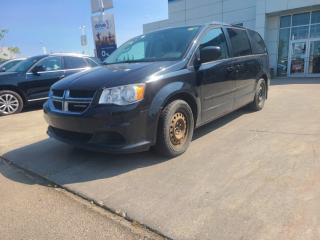 Used 2014 Dodge Grand Caravan SXT PLUS/STOWANDGO/DVD/UCONNECT/POWERSEAT for sale in Edmonton, AB
