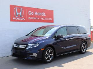 Used 2019 Honda Odyssey EX-L, LEATHER, SUNROOF for sale in Edmonton, AB