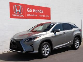 Used 2017 Lexus RX 350 RX350, LEATHER, SUNROOF for sale in Edmonton, AB