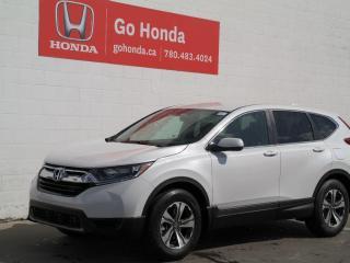 New 2021 Honda CR-V LX for sale in Edmonton, AB