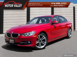 Used 2012 BMW 3 Series SportsLine ** Rare 6MT ** Only 078,351km No Accide for sale in Scarborough, ON