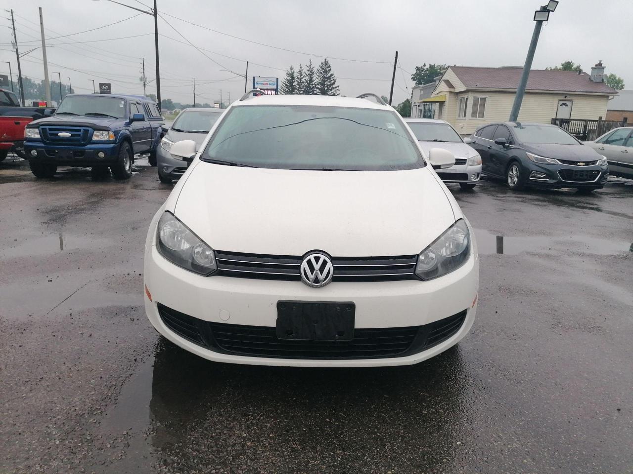 2010 Volkswagen Golf Wagon