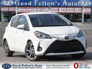 Used 2018 Toyota Yaris SE MODEL, REARVIEW CAMERA, HEATED SEATS, BLUETOOTH for sale in Toronto, ON