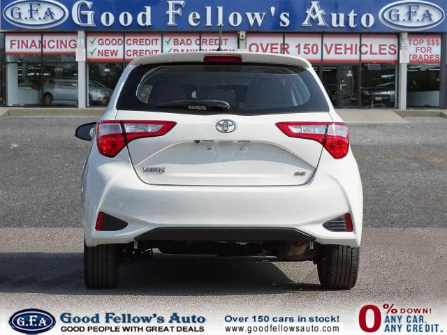 2018 Toyota Yaris SE MODEL, REARVIEW CAMERA, HEATED SEATS, BLUETOOTH Photo4