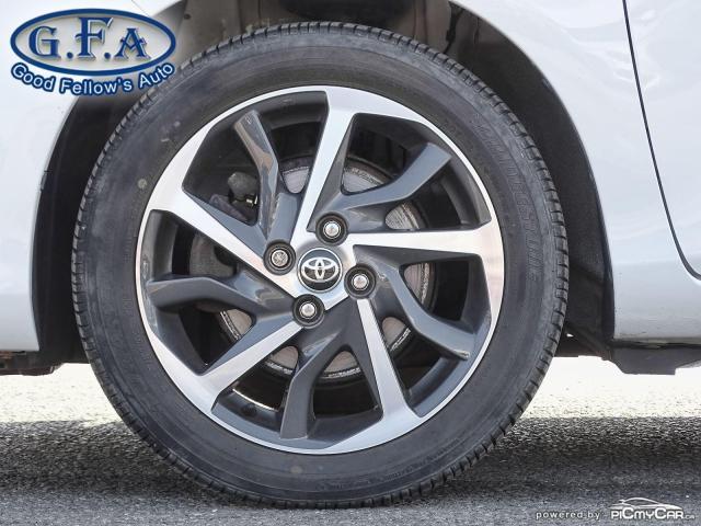 2018 Toyota Yaris SE MODEL, REARVIEW CAMERA, HEATED SEATS, BLUETOOTH Photo6