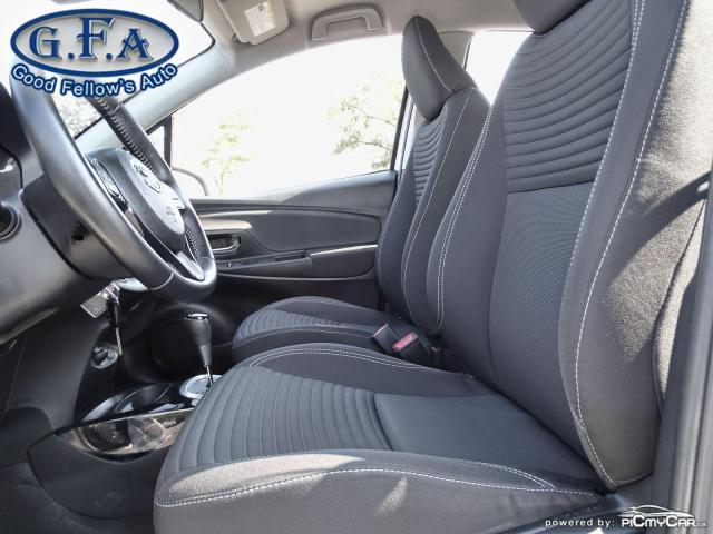 2018 Toyota Yaris SE MODEL, REARVIEW CAMERA, HEATED SEATS, BLUETOOTH Photo7