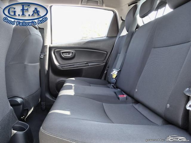 2018 Toyota Yaris SE MODEL, REARVIEW CAMERA, HEATED SEATS, BLUETOOTH Photo8