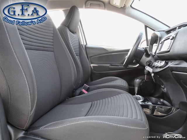 2018 Toyota Yaris SE MODEL, REARVIEW CAMERA, HEATED SEATS, BLUETOOTH Photo9