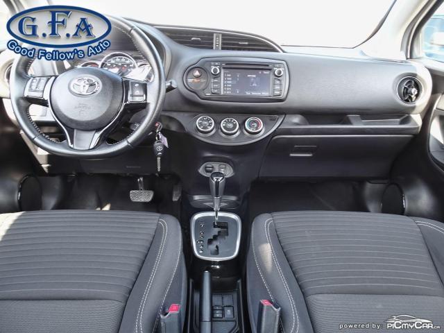 2018 Toyota Yaris SE MODEL, REARVIEW CAMERA, HEATED SEATS, BLUETOOTH Photo10