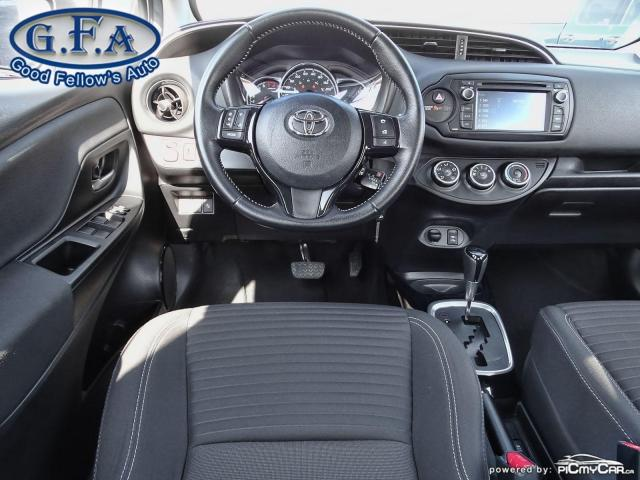 2018 Toyota Yaris SE MODEL, REARVIEW CAMERA, HEATED SEATS, BLUETOOTH Photo11